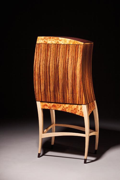 Wayne Marcoux. Fine Handmade Hardwood Furniture